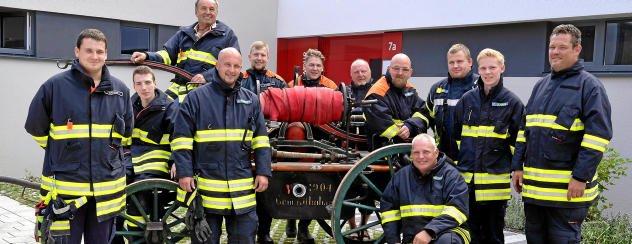 140 Jahre Feuerwehr Kühnhausen